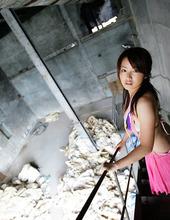 Sweet Sayaka Isoyama 07