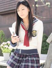 Student Saemi Shinohara 08