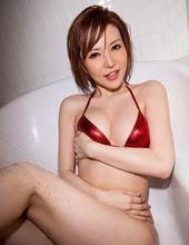 Yuria Satomi In Bikini 10