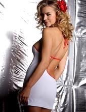 Joanna Krupa Stocking 06