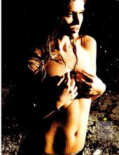 Joanna Krupa Stocking 11