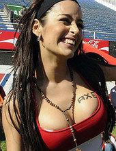 Luscious Larissa Riquelme 06