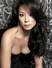 Hot celeb Lucy Liu 01