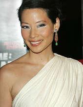 Hot celeb Lucy Liu 11