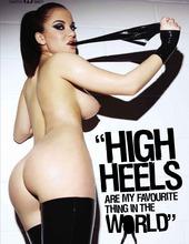 Natalie Blair In Latex 05