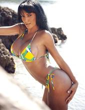 Fernanda Ferrari Brazilian Babe 03
