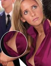 Hot Celebrity Nipple Slips 06