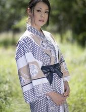 Nana Aida - Don't need that yukata 00