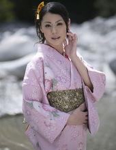 Nana Aida - Don't need that yukata 05