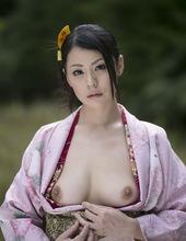 Nana Aida - Don't need that yukata 08