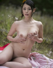 Nana Aida - Don't need that yukata 13