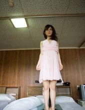 Minami gets naked 13
