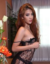 Redhead Asian Babe 04