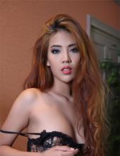 Redhead Asian Babe 05