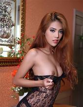 Redhead Asian Babe 07