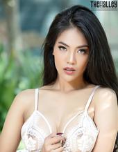 Hot Asian Brunette Babe Arya 08