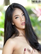 Hot Asian Brunette Babe Arya 11