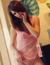 Aspen Is My Pink Baby Doll 02
