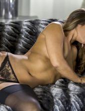 Eva Lovia Masturbation In Stockings 04