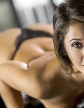Eva Lovia Masturbation In Stockings 06
