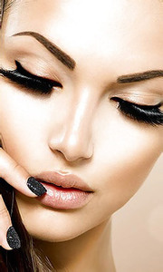 Gorgeous Makeup Models