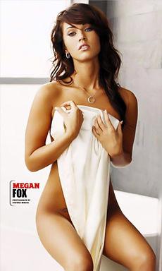Megan Fox naked gallery