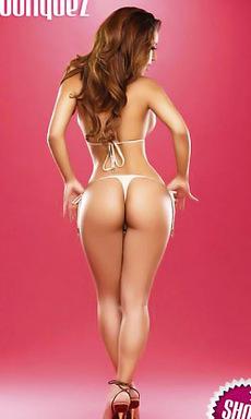 Exotic Babe Pam Rodriguez