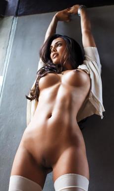 Playboy Playmate Raquel Pomplun