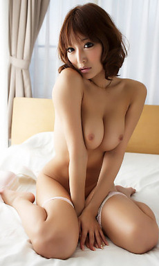 Stripping Asian babe