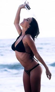 Katelynn Ansari Beach