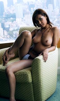 Maria Hot Asian Teen