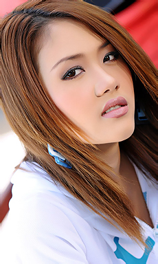 Asian Goddess Marie Fang