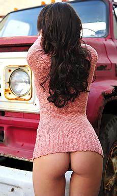 Bryci Soft Peach Sweater
