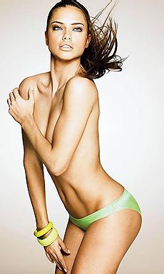 Adriana Lima Sexy Celebrity