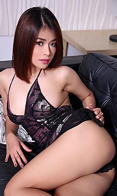 Asian Model Miyu