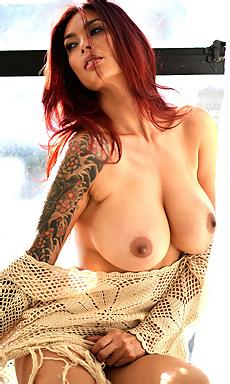 Redhead Tera Patrick