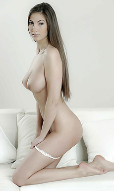 Connie Carter Gets Naked