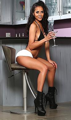 Abby Lee Brazil Model