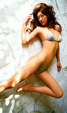Sayaka Ando In Bikini
